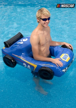 NASCAR Chase Elliot Car Small Pool Float