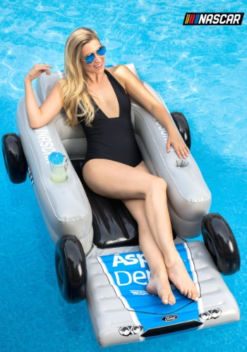 NASCAR Danica Patrick Car Pool Float Lounger