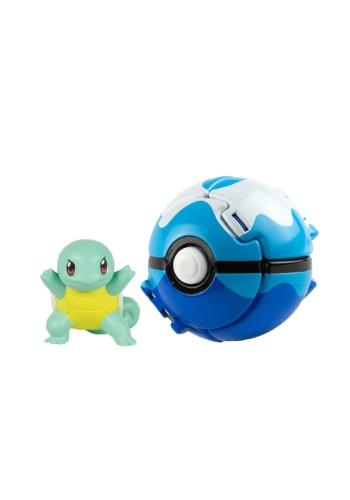 Throw N Pop Poke Ball Squirtle