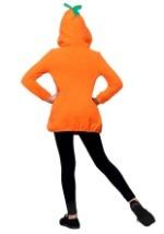 Girl's Playful Pumpkin Costume Back