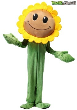 Plants Vs. Zombies Sunflower Costume