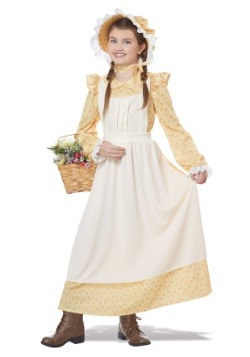 Kids Prairie Girl Costume