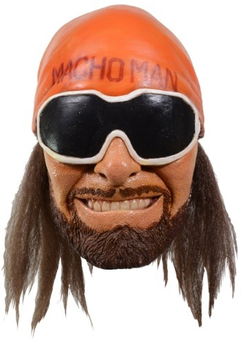 Adult WWE Macho Man Randy Savage Mask