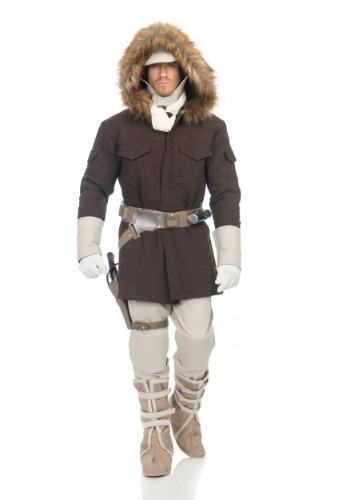 Men's Hoth Han Solo Costume