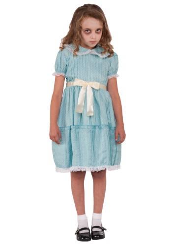 Creepy Twin Sister Kids Costume