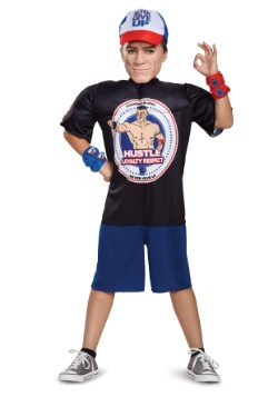 John Cena Classic Muscle Child Costume