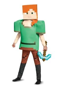 Minecraft Alex Deluxe Girl's Costume