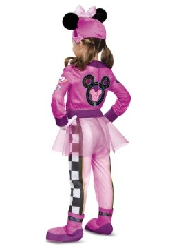 Minnie Roadster Deluxe Toddler Costume