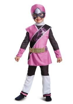 Toddler Pink Ranger Ninja Steel Muscle Costume