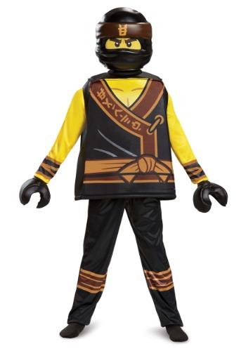 Ninjago Movie Cole Deluxe Child Costume