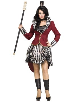 Freak Show Ringmistress WomensCostume