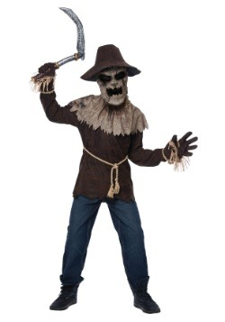 Boys Nightmare Scarecrow Costume