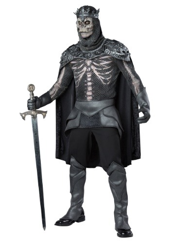 Adult Skeleton King Costume