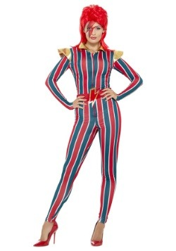 80's Space Superstar Costume For Women