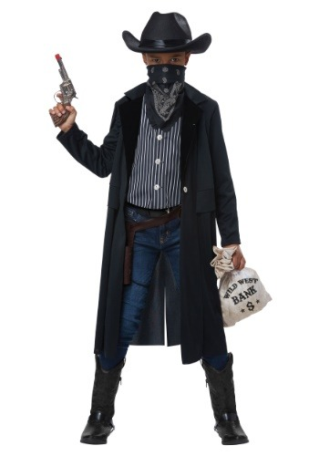 Wild West Kids Gunslinger Costume