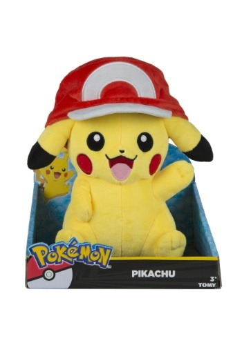 Pikachu Large Stuffed Toy