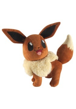 Eevee Pokemon Large Stuffed Toy