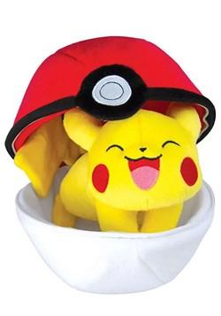 Poke Ball + Pikachu