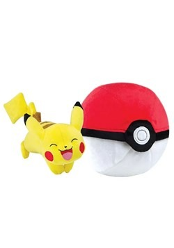 PokeBall + Pikachu