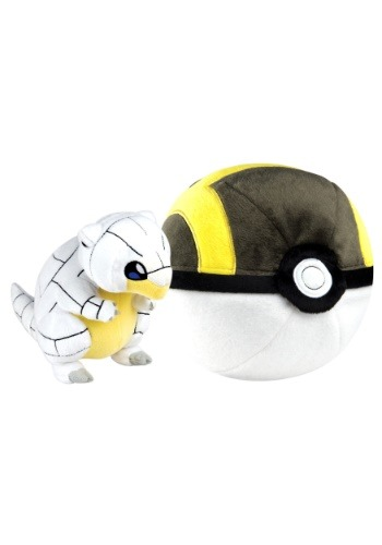 Dive Ball + Alolan Sandshrew