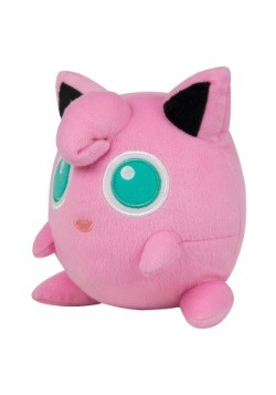 Jigglypuff Pokemon Stuffed Toy