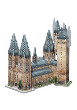 Hogwarts Astronomy Tower 3D Puzzle - 875 Pieces