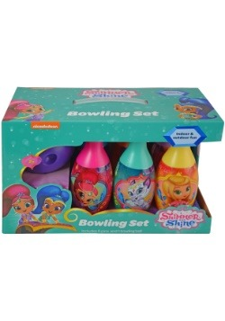 Shimmer & Shine Bowling Set