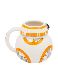 Star Wars BB-8 Sculpted Mug