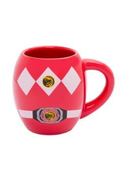 Power Rangers Red Ranger 18oz Mug