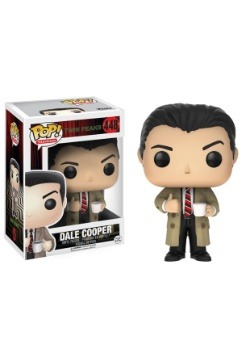 Twin Peaks Agent Cooper POP! Vinyl Figure