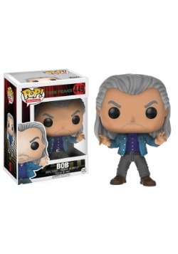 POP Twin Peaks Bob Vinyl Figure