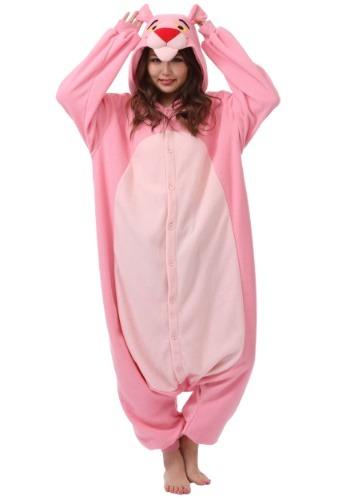 Adult Pink Panther Kigurumi