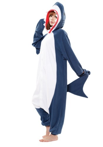 Adult Shark Kigurumi