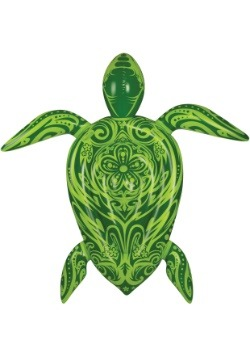 "Sea Turtle 96"" Pool Float"