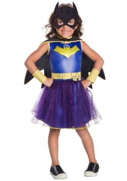 Child Deluxe Batgirl Costume