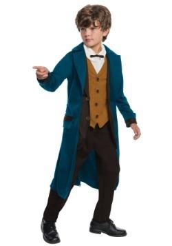 Fantastic Beasts Newt Scamander Deluxe Boys Costume