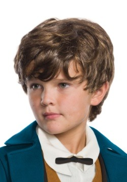 Fantastic Beasts Newt Scamander Child Wig