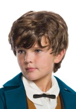 Fantastic Beasts Newt Scamander Child Wig