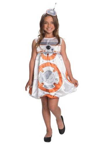 Girl's Star Wars BB8 Dress