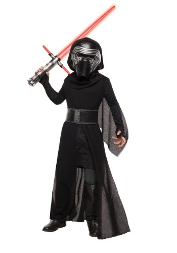 Child Super Deluxe Kylo Ren Costume