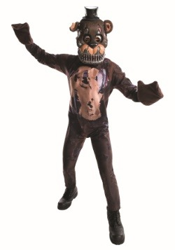 Childs Nightmare Freddy Costume