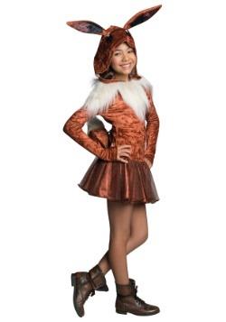 Eevee Hoodie Dress for Girls