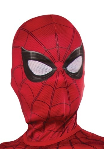 Child Spider-Man Hood