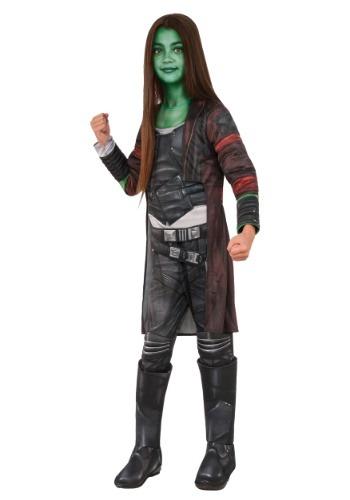Child Deluxe Gamora Costume