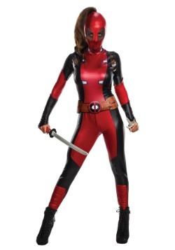 Secret Wishes Deadpool Costume