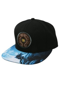 Legend of Zelda Breath of the Wild Snapback Hat