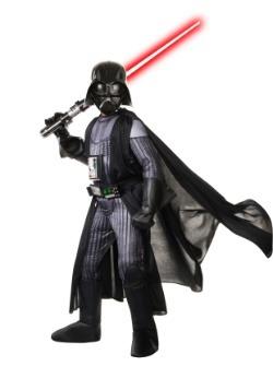 Star Wars Child Realistic Darth Vader Costume