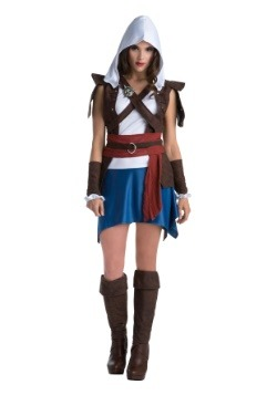 Assassin's Creed Edward Kenway Classic Women's Costume