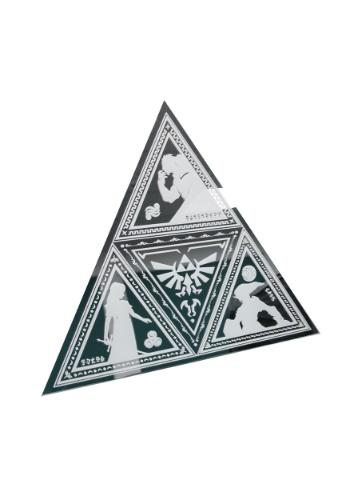 Zelda Tri-Force Mirror