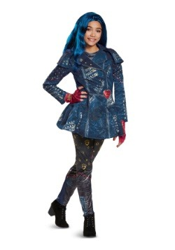 Descendants 2 Deluxe Evie Girls Costume
